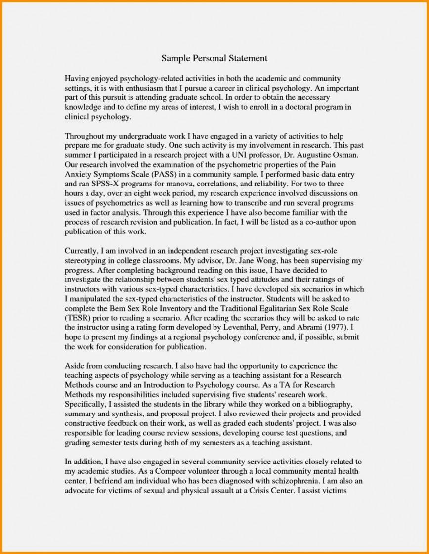 023 Essay For Graduate Admission Example Admissions Surprising Nursing School Personal 868