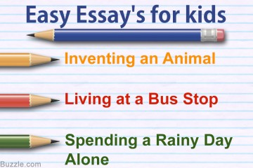 023 Essay Topics For Kids One Paragraph Magnificent 360