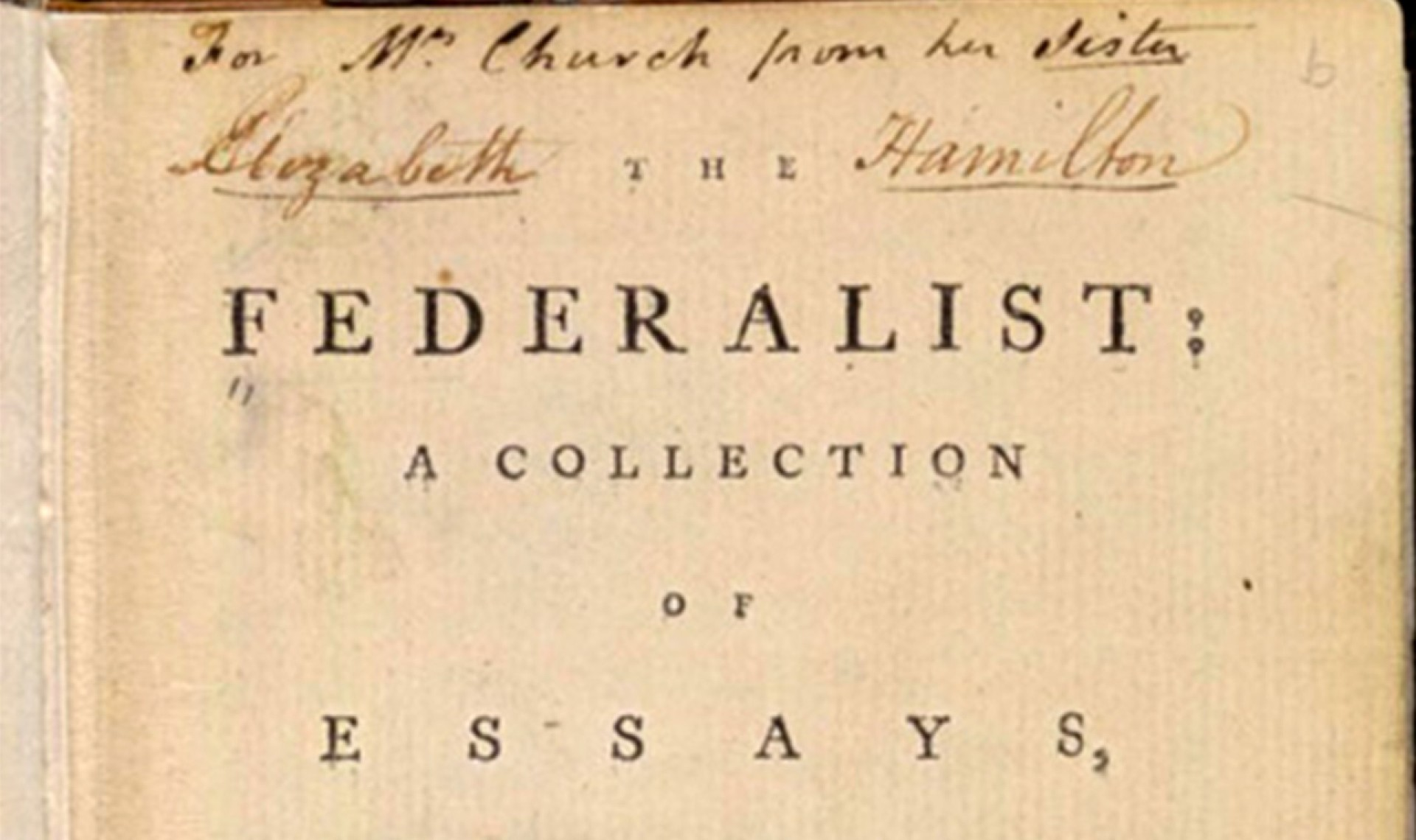 023 Federalist Papers Alexander Hamilton Essays Essay Frightening 51 78 Did Wrote 1920