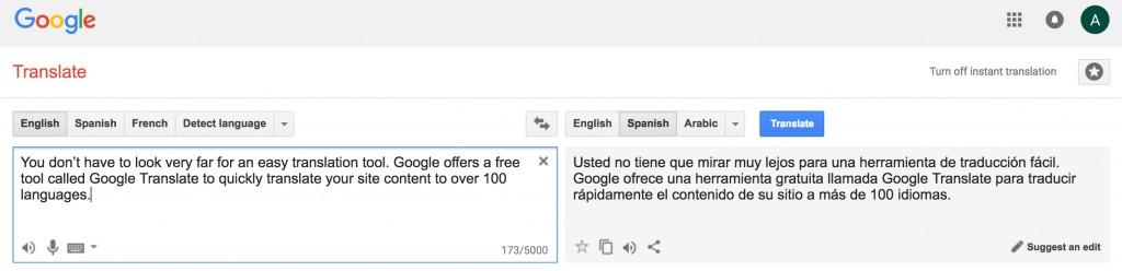 023 Google Translate Crazy Egg My Essay Into Spanish Remarkable Large