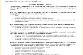 023 Inspiration Resume Examples For Scholarships With Nursing Scholarship Application Essay Example Fair In Sampl Nurse Staggering Mba Sample Tips College Ideas 320
