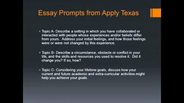 023 Maxresdefault Apply Texas Essays Striking Essay C Examples Prompt Example Topic 360