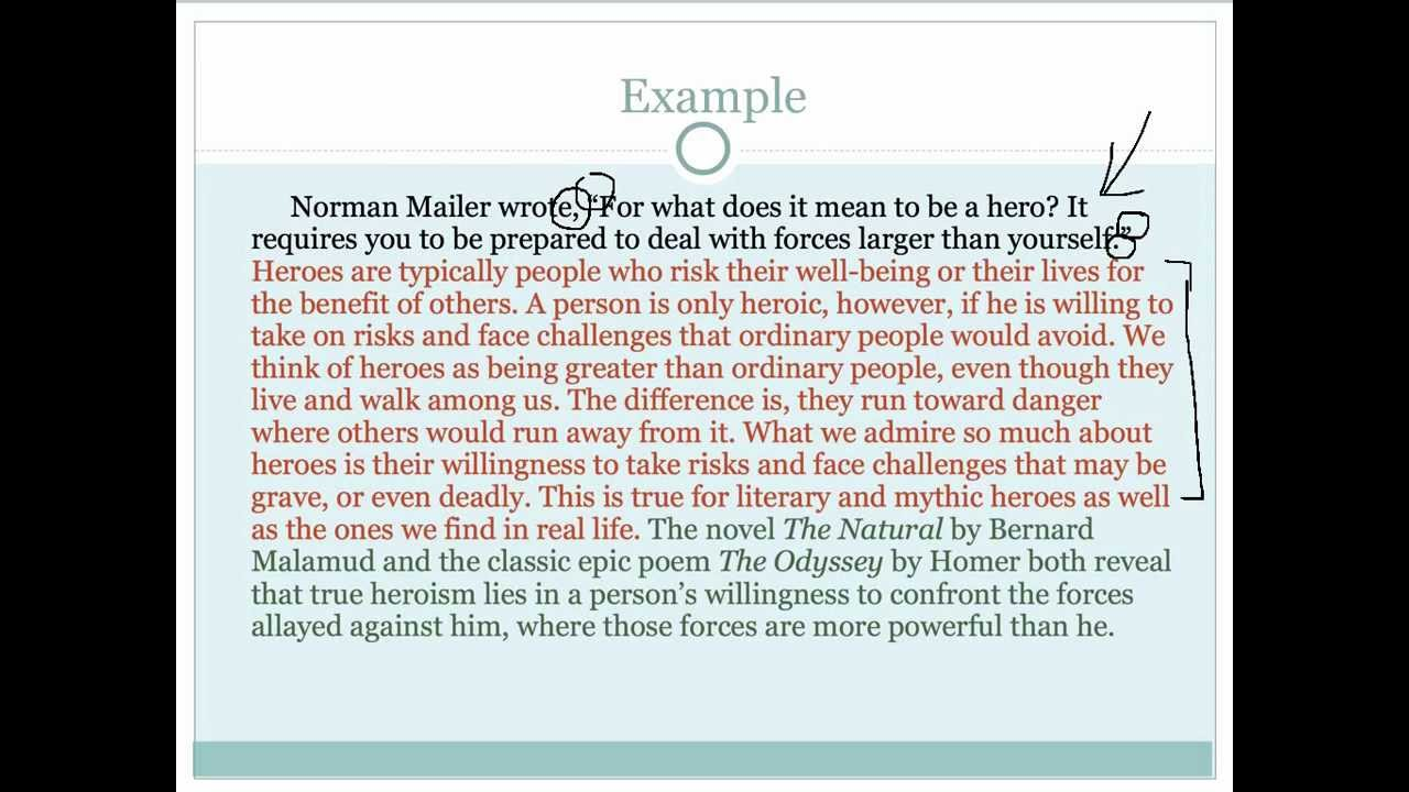 023 Maxresdefault How To Write An Intro Paragraph For Essay Awful Analytical Introduction About Yourself Start Introductory Full