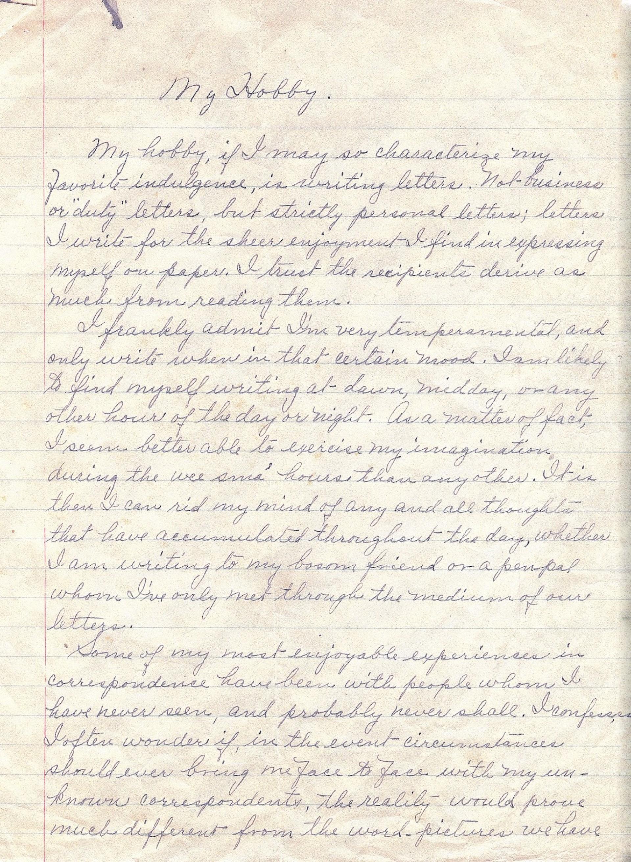023 My Hobby Essay My2bhobby2bpg2b1 Impressive In Urdu Class 7 Hindi Cricket Marathi 1920