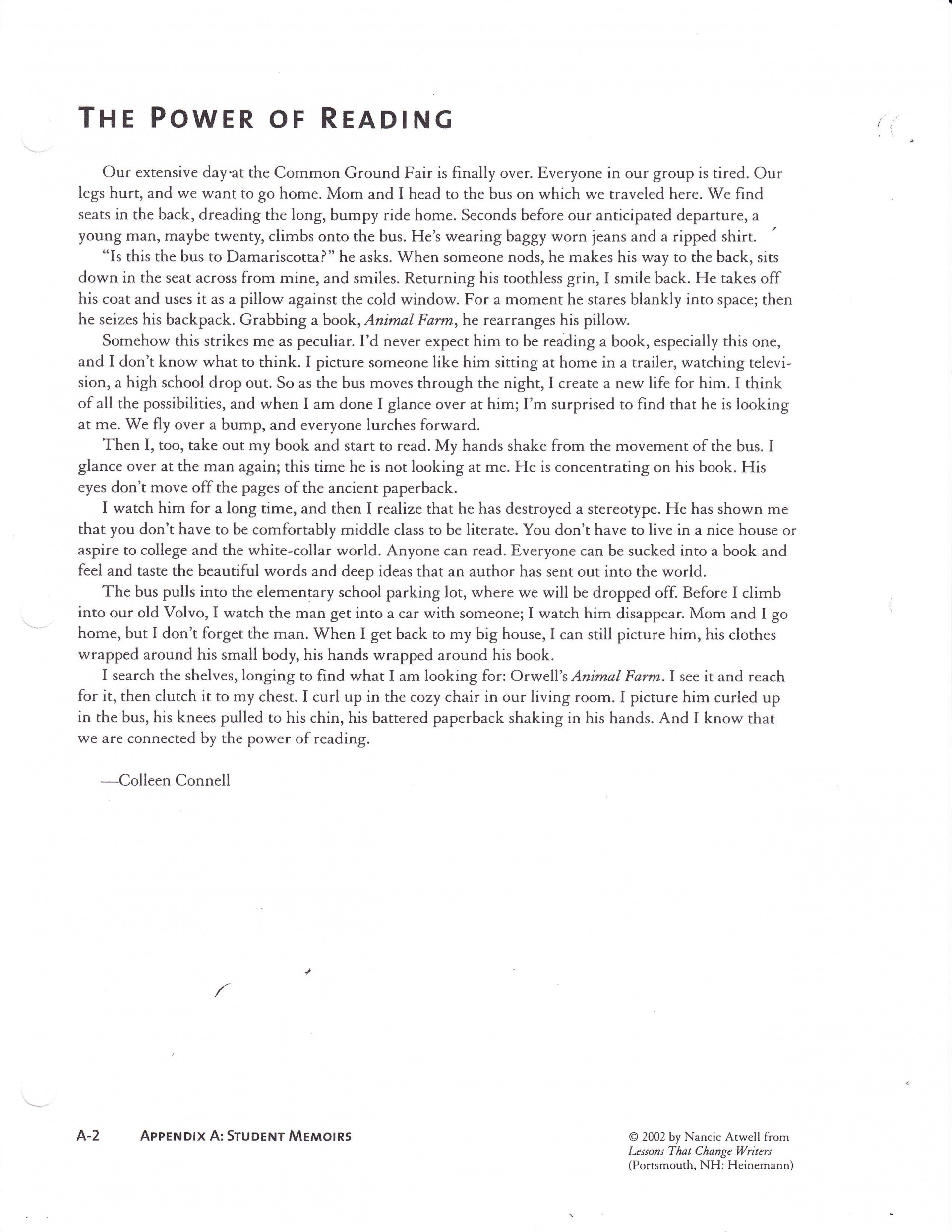 023 Narrative Essay Sample Example Dreaded Spm 2011 About Love Interesting Samples 1920