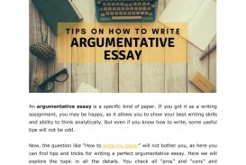 023 Page 1 Argumentative Essay Definition Fearsome Wikipedia Define Format & Examples