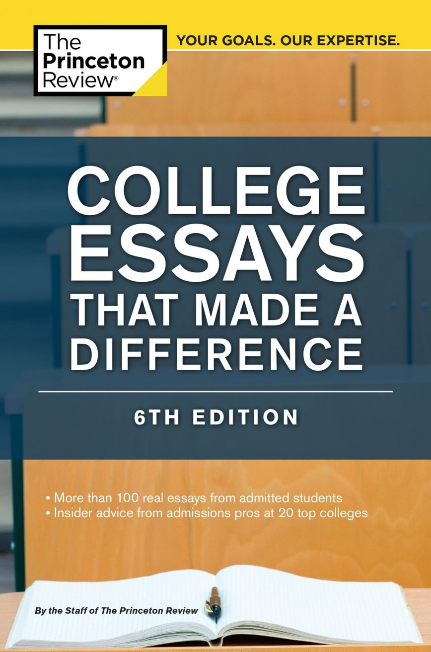 023 Princeton Essays Essay Example College That Made Difference 6th Shocking Review Writing 2018 Reddit