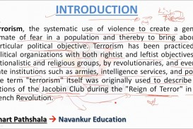 023 Terrorism Essay Maxresdefault Wonderful Topics In English War On