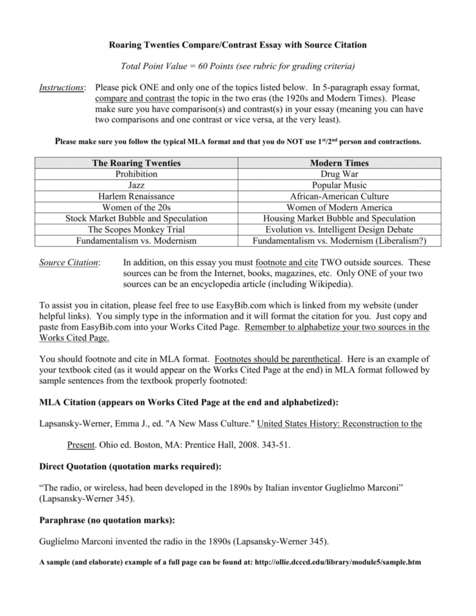 024 008006523 1 Compare And Contrast Essay Structure Stupendous Ppt Format Outline 1920