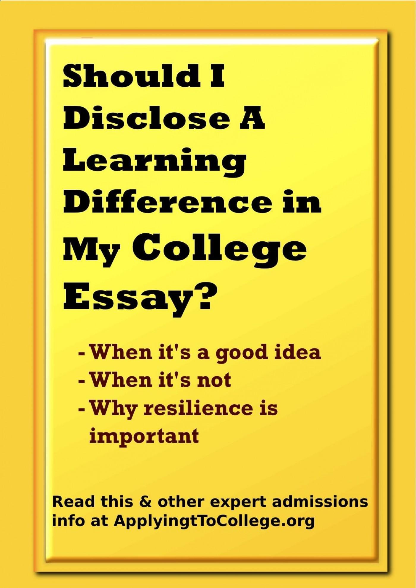 A good personal essay should have