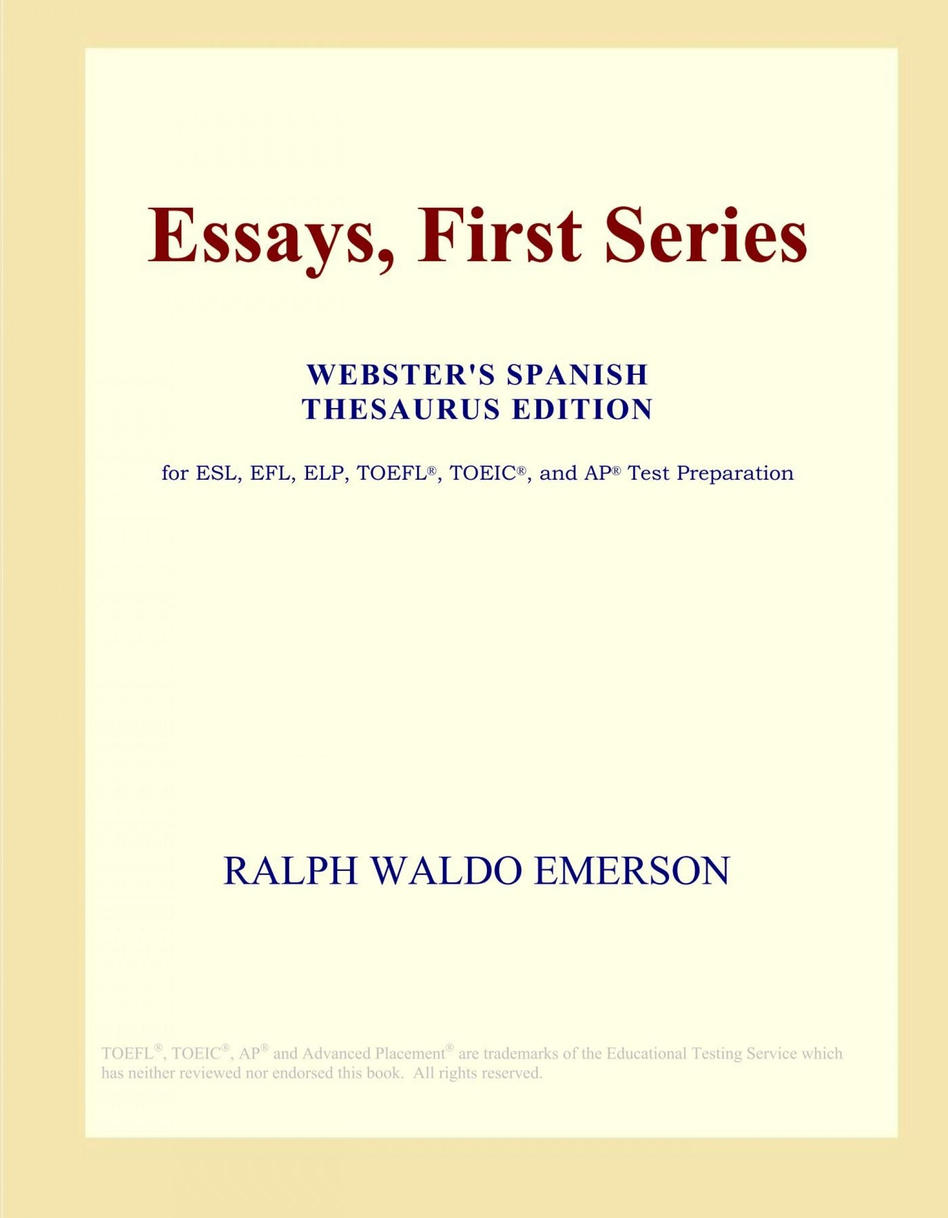 024 Essay Example 61cjxhnthzl Essays First Stunning Series In Zen Buddhism Emerson's Value 1920