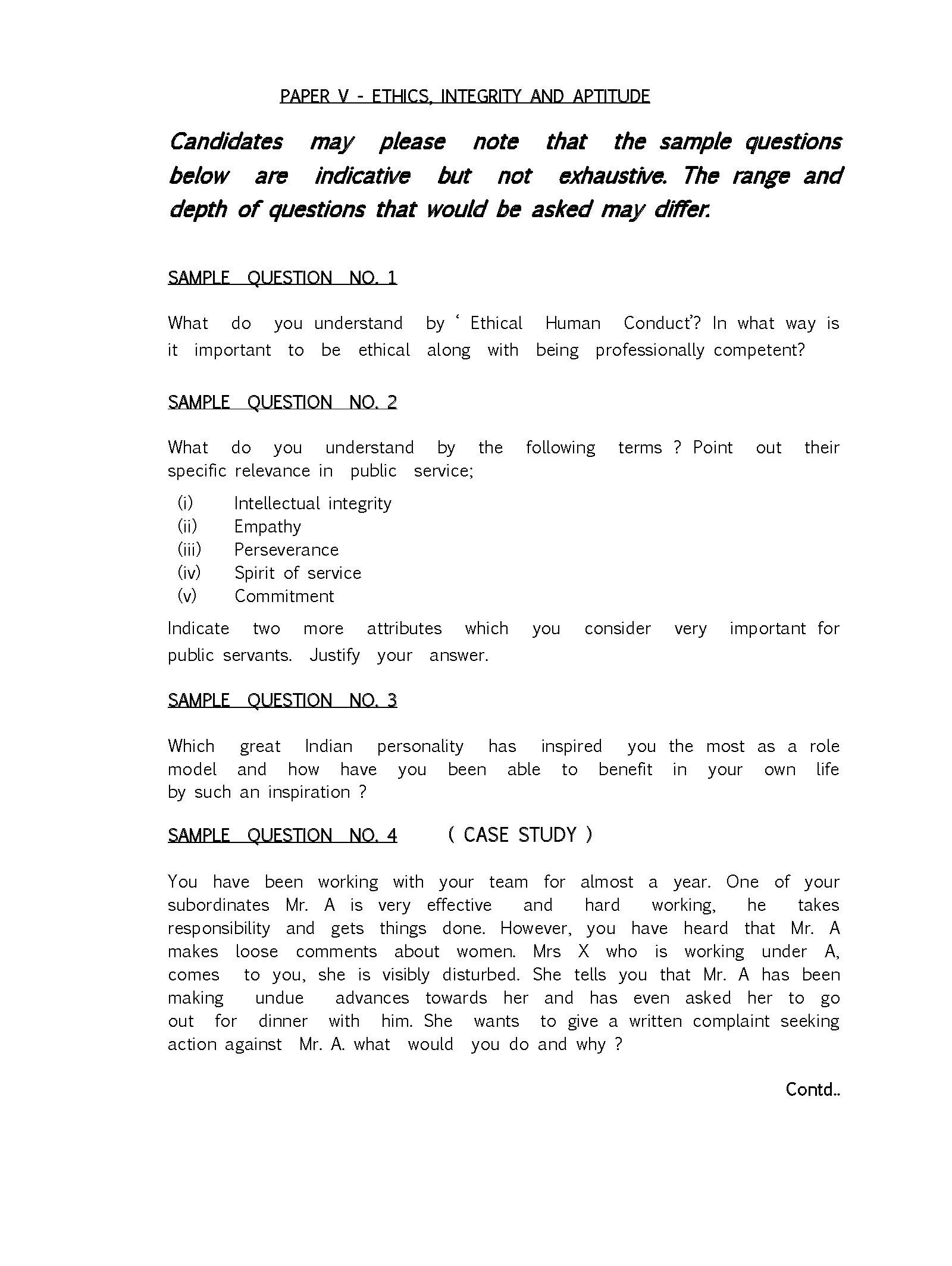 essay examples upsc