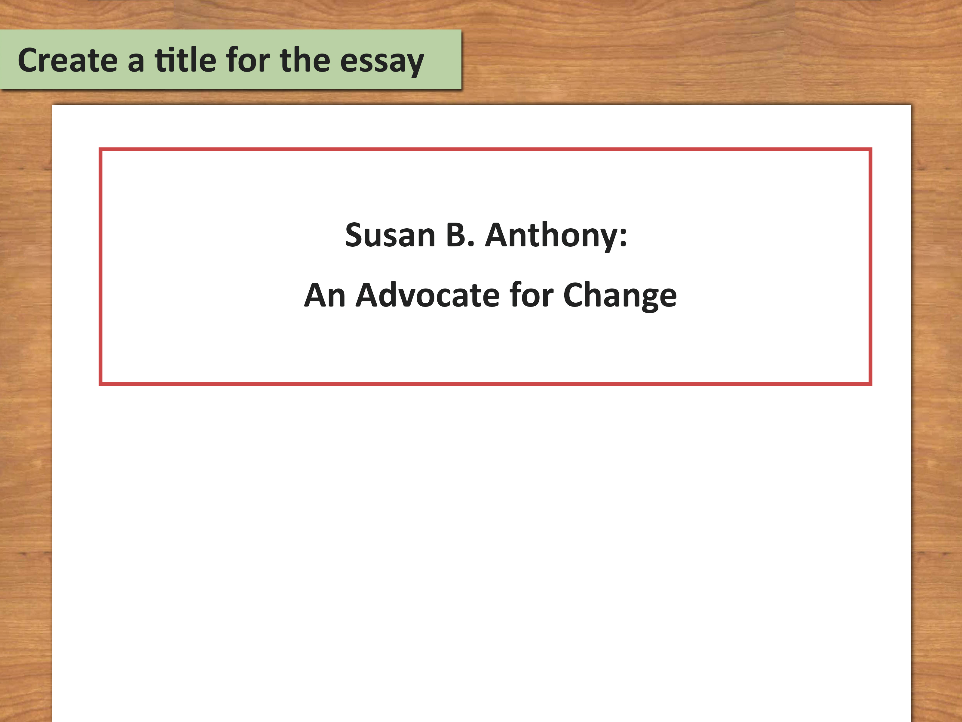 024 Essay Example How To Write And An In Under Minutes Step Unique Paper Apa Format Conclusion Mla Full