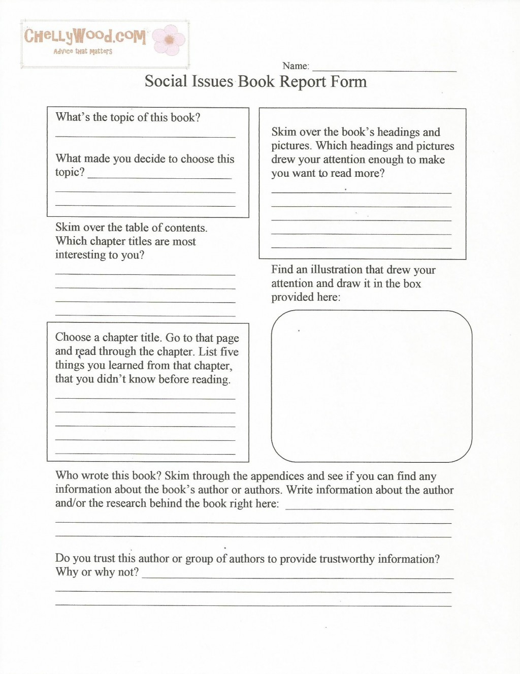 024 Essay Example Nonfiction Social Issues Book Report Form Pg Comes From My The How To Write Novel Name In An Unforgettable Topics America Paper Large