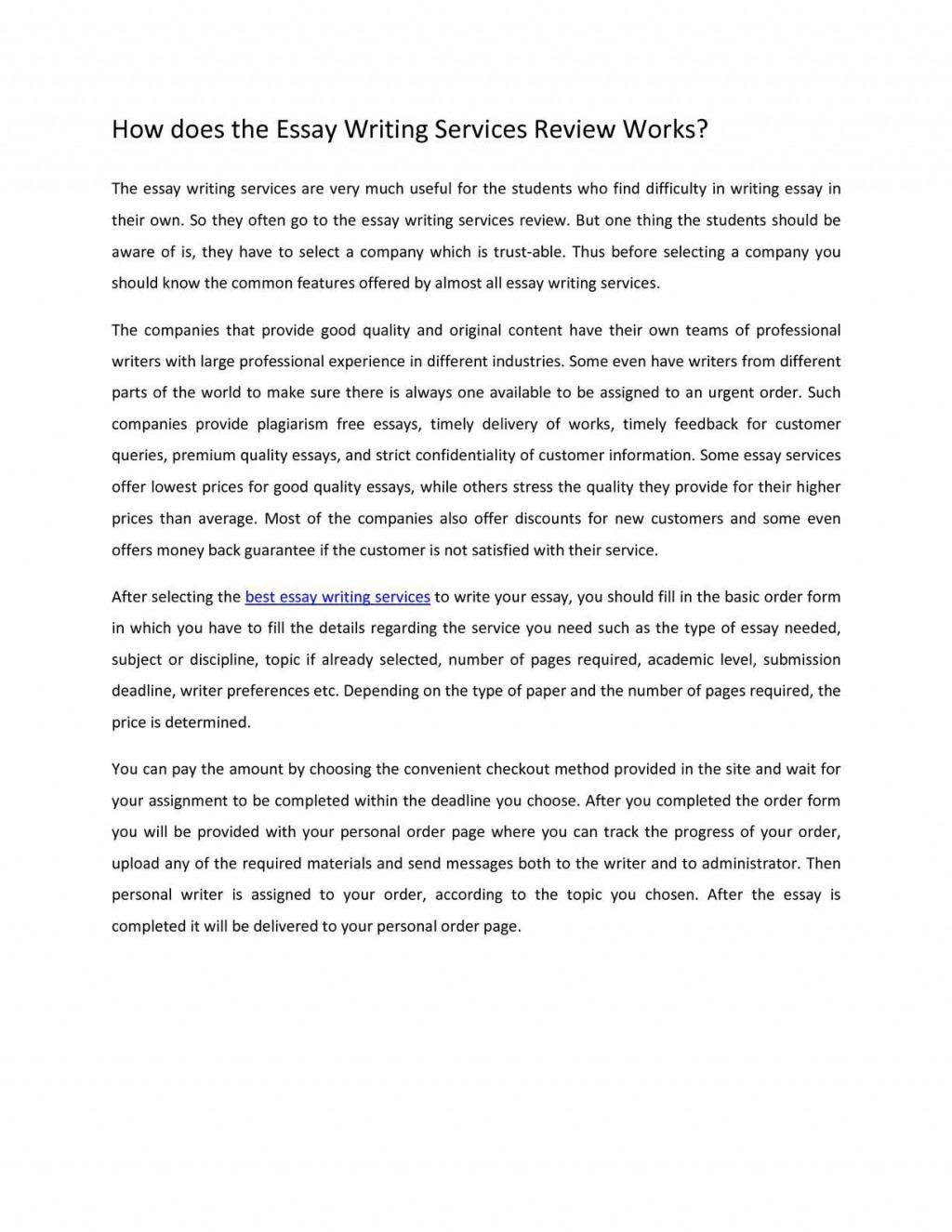 024 Essay Example P1 Best Help Impressive Review Writing Services Uk Reviews Service Large
