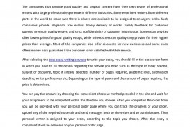 024 Essay Example P1 Best Help Impressive Review Writing Services Uk Reviews Service
