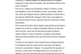 024 Essay Example Terrorism Global Writing Tips Uk Writers Online On Proposal Pag In English Pakistan Telugu World Pdf Nigeria Hindi Wonderful Domestic Conclusion Questions