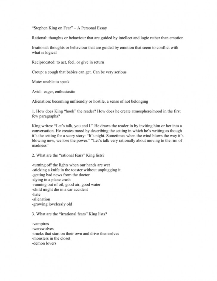 024 Essay On Fear 008011239 1 Stupendous Of Darkness My Failure Ways To Overcome Public Speaking 728
