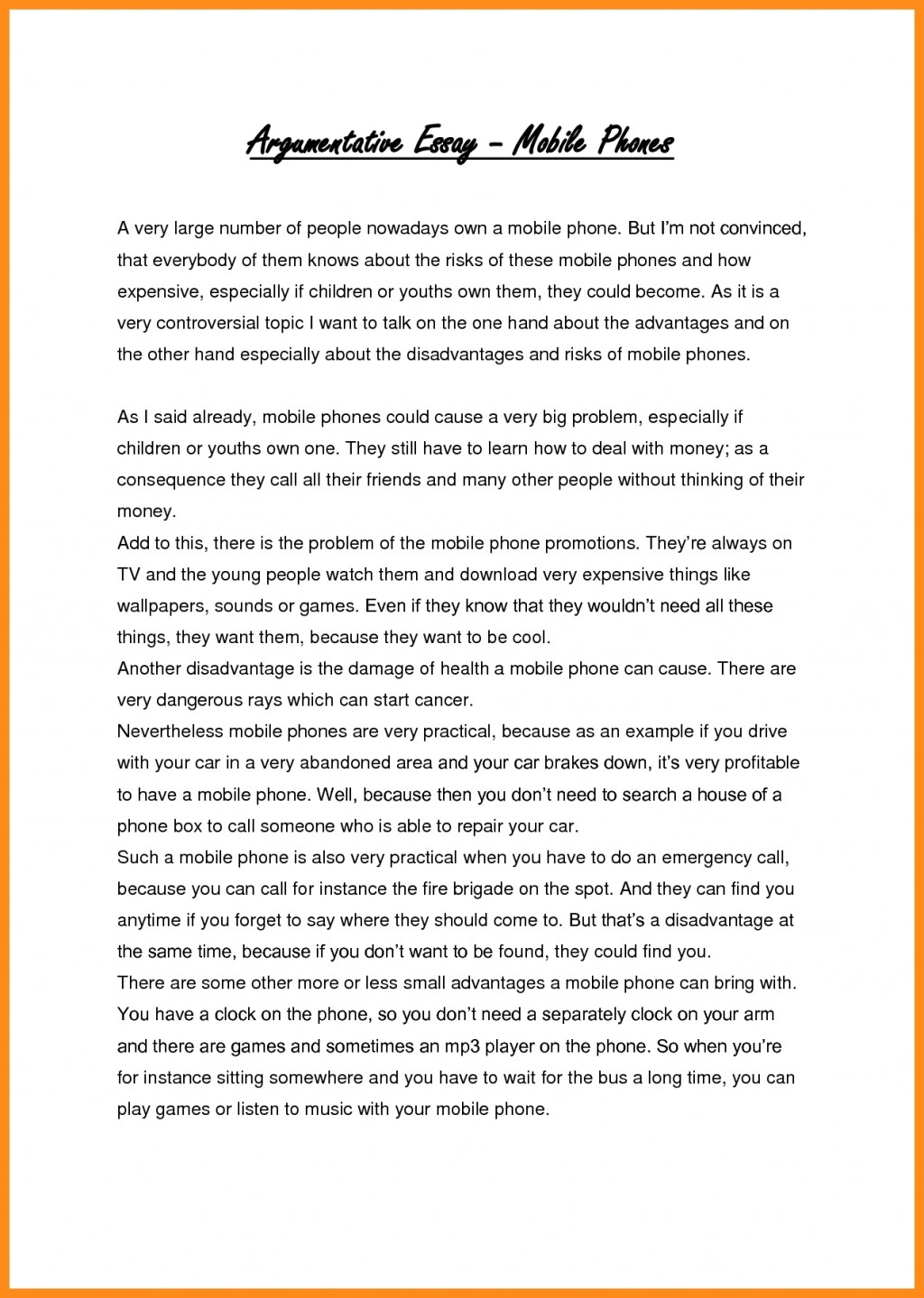 024 Examples Of Persuasive Essays Essay Example For Kids Printables Corner Template Highchoolamples Gre With Regard Outlineample Pdfhort Highschool Excellent 5th Grade Written By Graders Argumentative-persuasive Topics Large