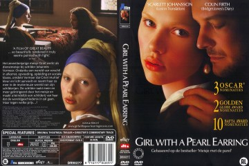 024 Girl With Pearl Earring Essay Example A Dutch R2 Cdcovers Cc Outstanding The Movie Film Review 360