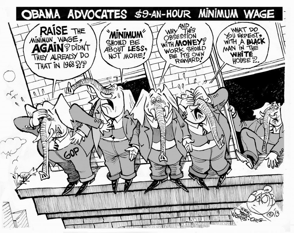 024 Minimum Wage Cartoon 1024x809 Why Should Raised Essay Unusual Be We Raise Not Increase Full