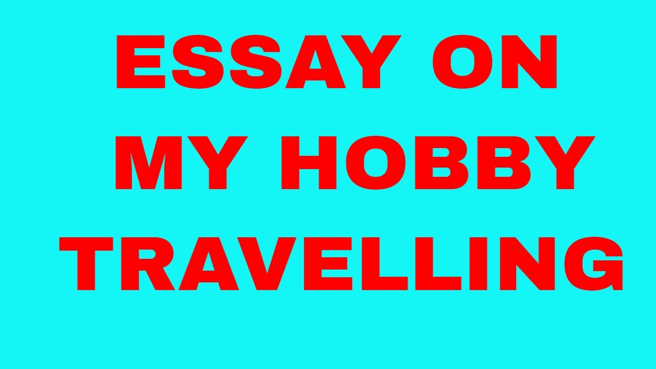 024 My Hobby Essay Maxresdefault Impressive In Urdu Class 7 Hindi Cricket Marathi Full