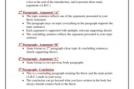 024 One Paragraph Essay Topics Magnificent