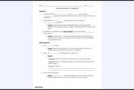 024 Persuasive Essay Outline Dreaded Speech Topics For Elementary Rubric 10th Grade 320