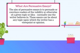 024 Persuasive Essay Structure Example Outstanding Nat 5 Pdf