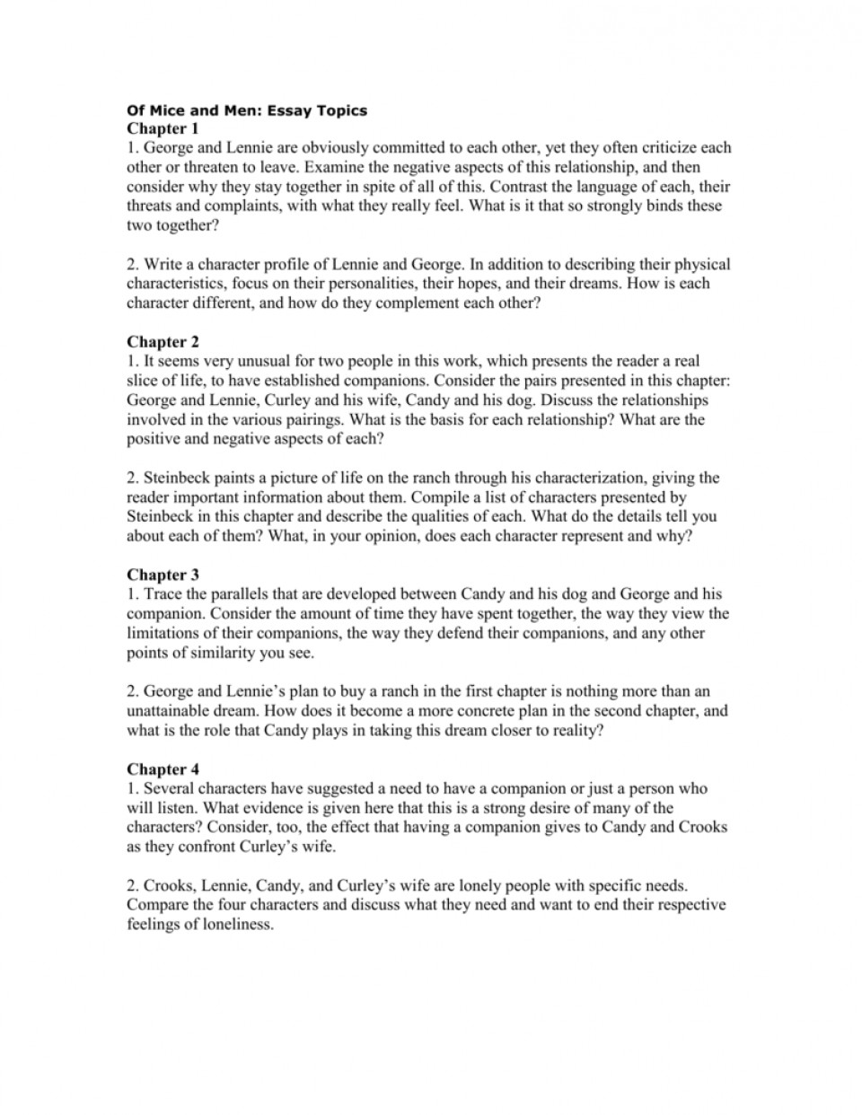 024 Profile Essay Topics Example 007667445 2 Outstanding Personal Good 960