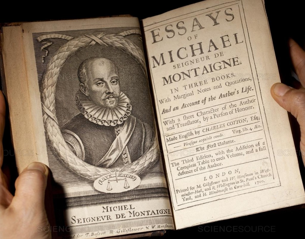 024 Ss21328830d63663288687 Essay Example Michel Montaigne Frightening De Essays On Experience Summary Quotes Large