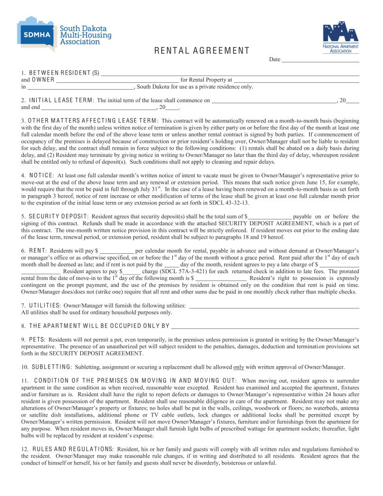 024 Word Essay Example South Dakota Standard Lease Agreement Template Sensational 100 On Leadership Topics Full