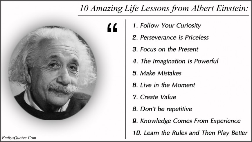 025 Albert Einstein Essay Example Emilysquotes Com Life Lessons Advice Wisdom Intelligent Awesome Essays In Science Pdf Hindi Language