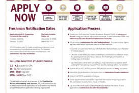 001 Fsu Admission Essay University Application Samples Of