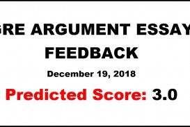 025 Essay Example Gre Scores Awful Scoring Service Guide Issue Score 6 Examples