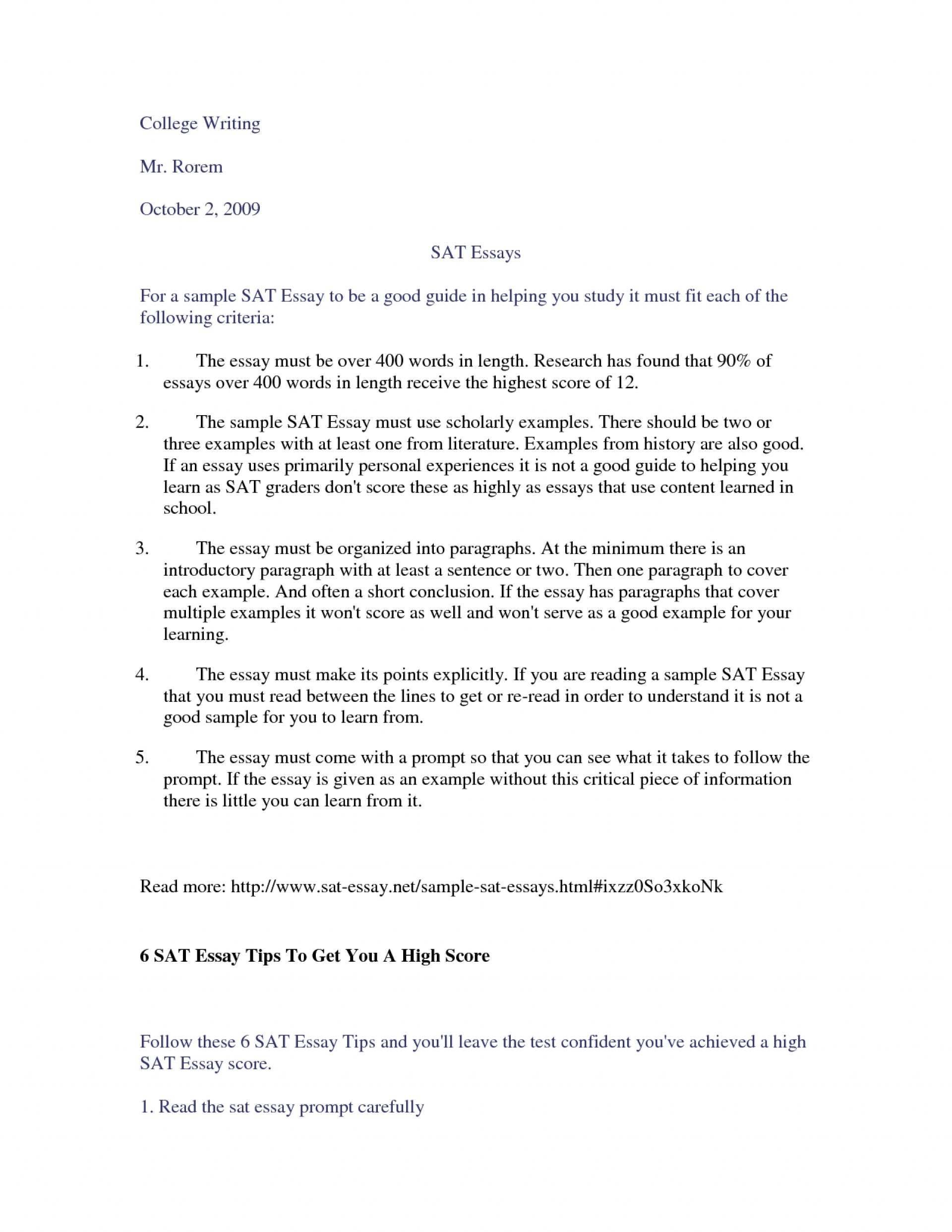 025 Essay Example How To Write Perfect Sat Make Resignation Letter Good Conclusion Kjk4f Introduction Intro Really Breathtaking Format Guidelines Exam Paper Form 1920