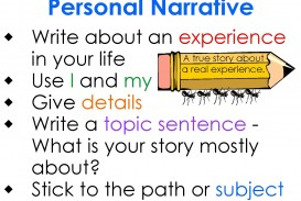 025 Essay Example Personal Definition Archaicawful Experience Narrative Meaning 320
