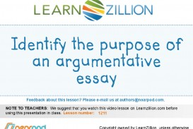 025 Essay Example Purpose Of An Striking Expository Outline For Argumentative