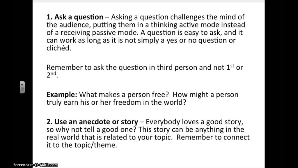025 Essay Examplentroduction Hook How To Write For Persuasive Writing Hooks Narrative Essays Maxresde Expository Argumentative Types Of Examples High School Comparison Whats Top What Is A In An Good About The Crucible Odysseus Leadership Large