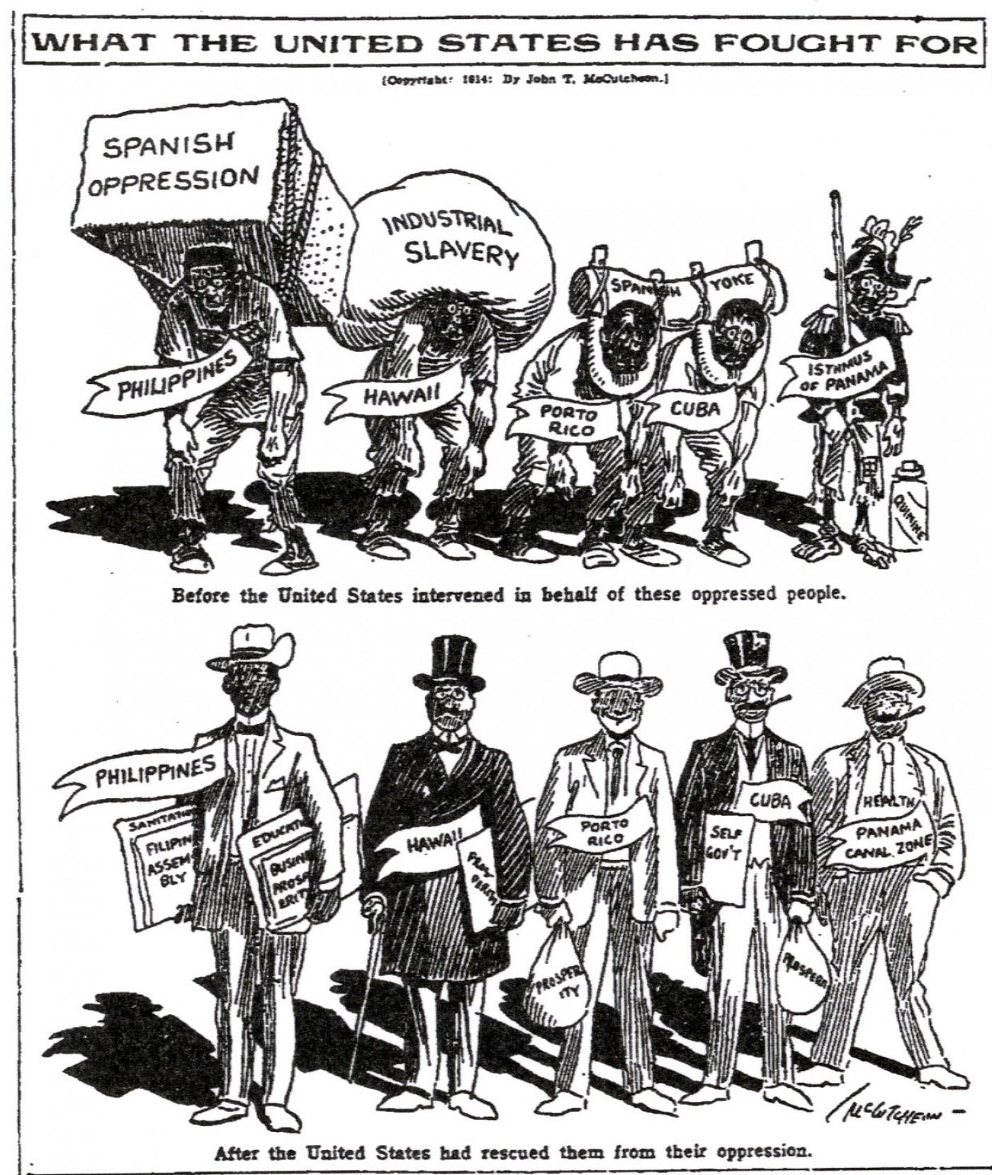 Spanish american war essay
