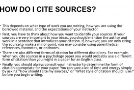 025 How To Cite Sources In An Essay Citations Do U Website Citing Write Bibliography Sl Secondary Apa References Mla Citation Surprising Using Style Example
