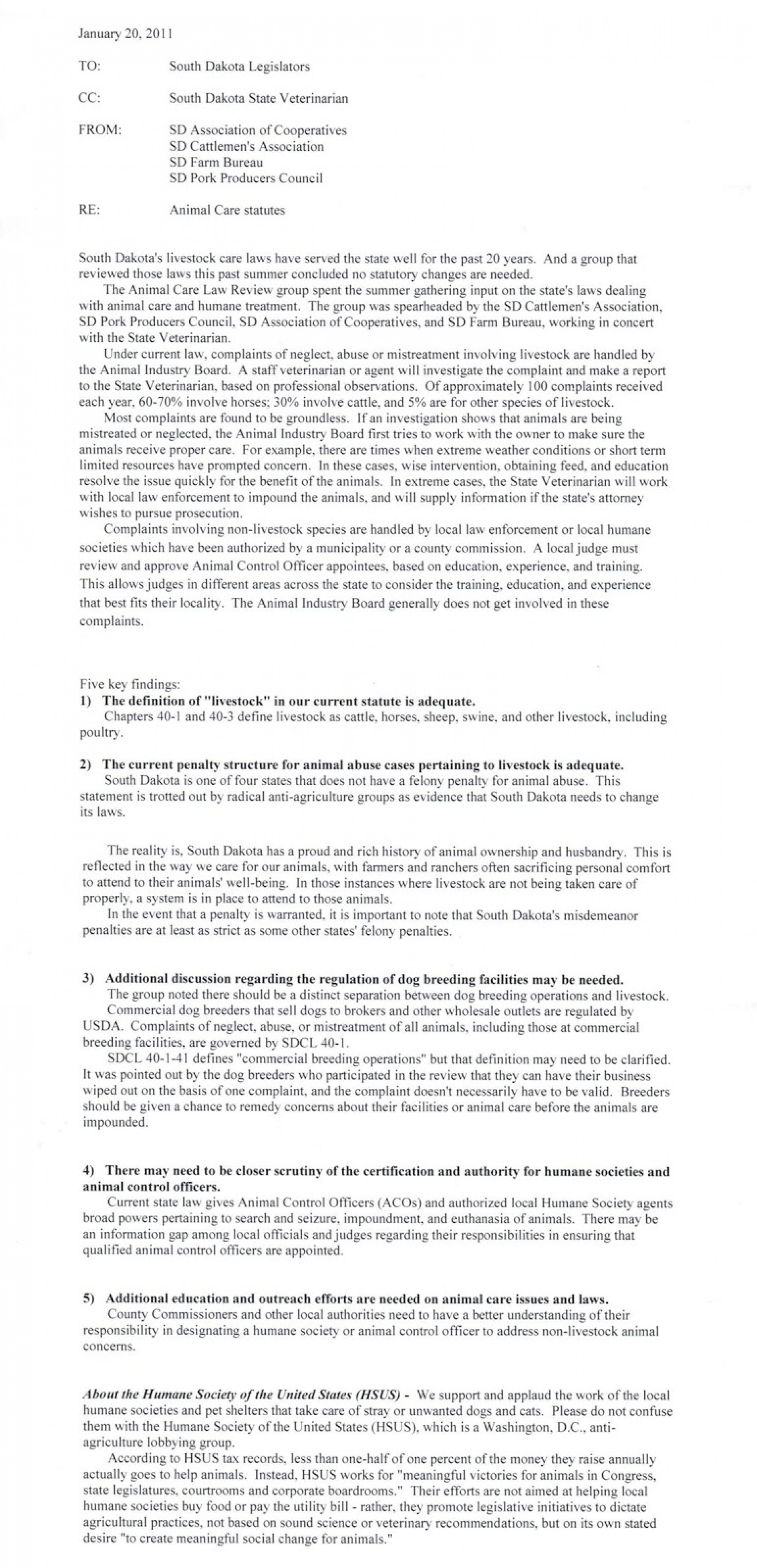 025 Jpgjan2011animallawreviewhandout Essay Example Animal Fearsome Abuse Outline Conclusion Essays Free 1920
