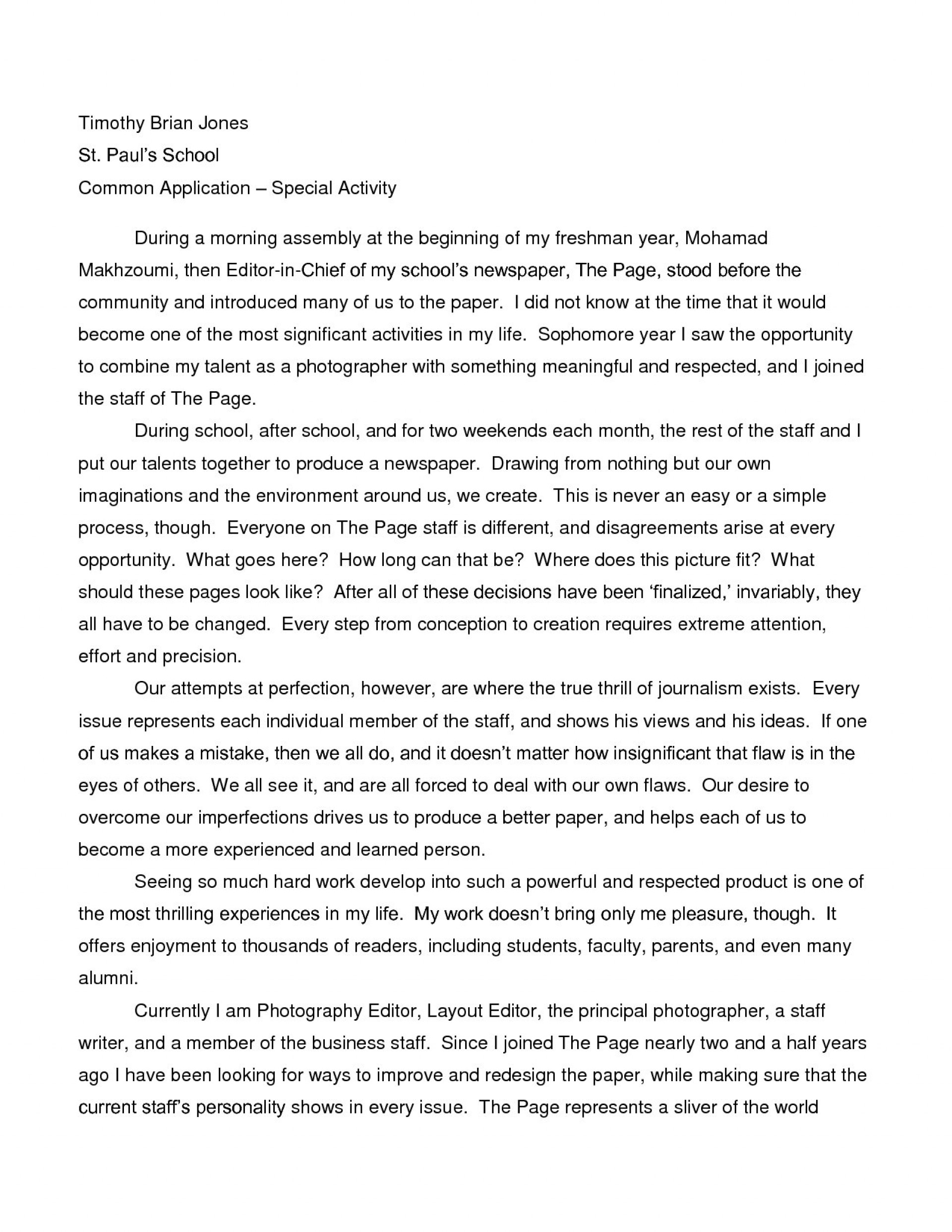 001 essay example paragraph 6th grade best of