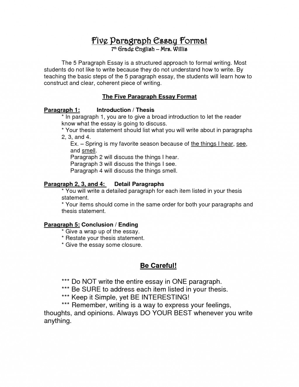 025 Paragraph Essay Outline Template Formats 96536 Fearsome 5 Pdf Persuasive Word Large