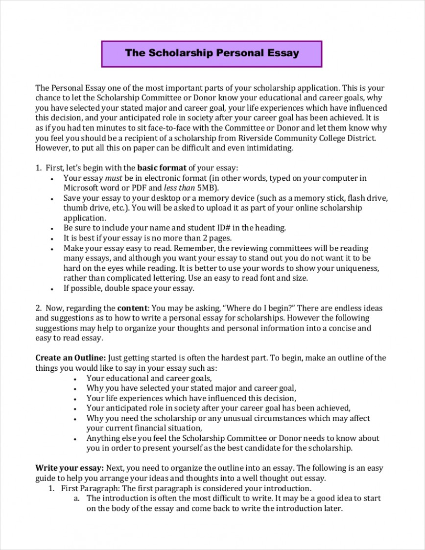 025 Scholarship Application Essay Example Examples Free Pdf Format Download Sample Personal Sa College Ideas Mba Nursing About Staggering Template
