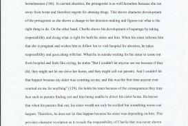 025 Ss3 Age Of Responsibility Essay Awful Persuasive Argumentative Criminal