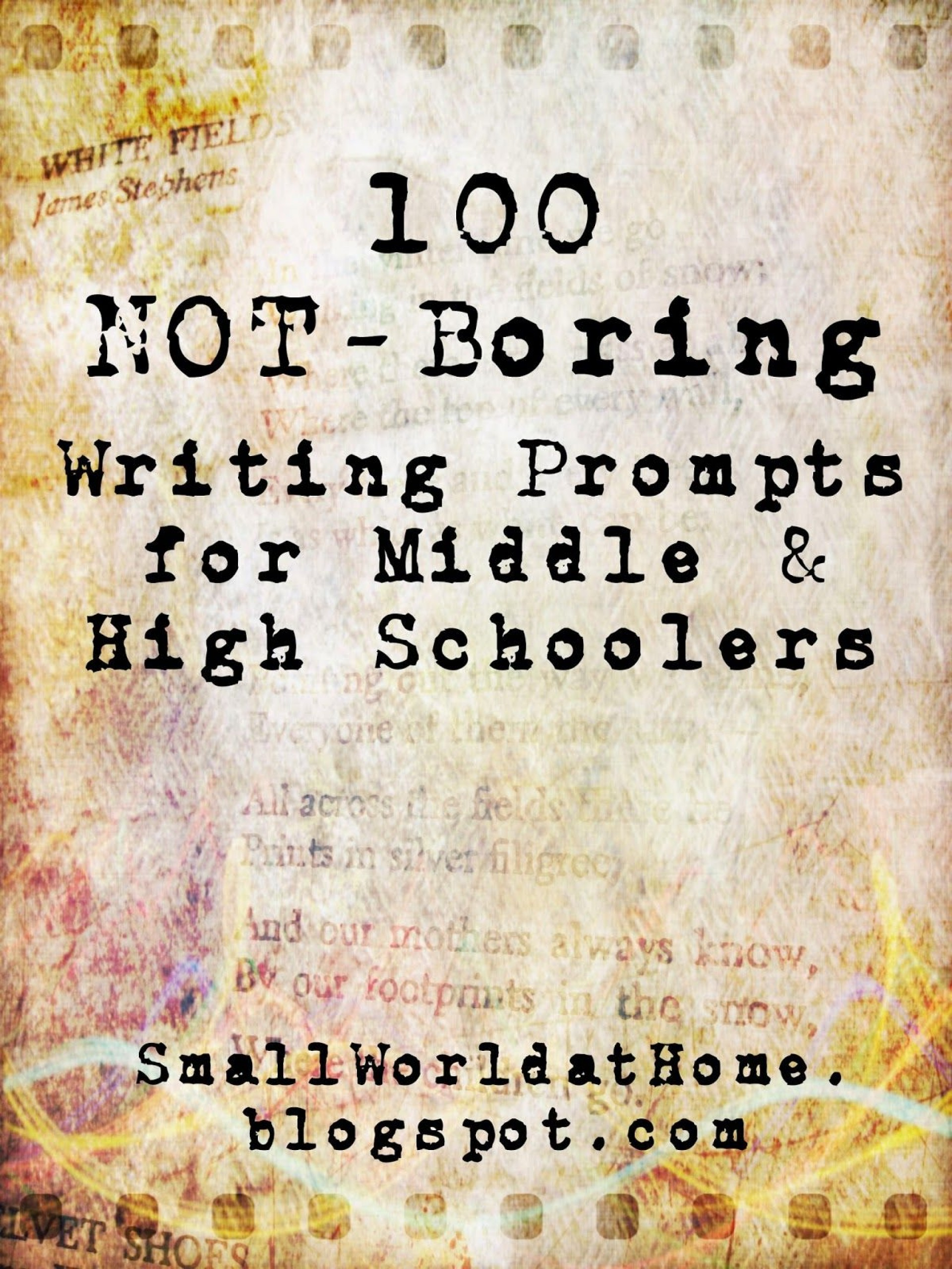 025 Writing Prompts For Narrative Essays High School Ideas Essay Beautiful A Fictional Personal Descriptive 1920