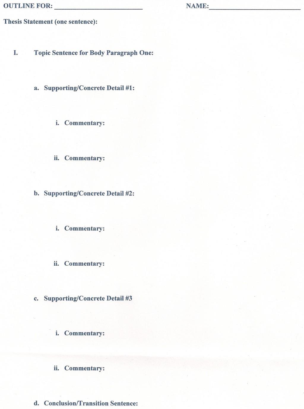 026 Argument Essay Format Outline Wonderful Examples Template Pdf Argumentative Writing Middle School Large