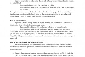 026 Essay Example 009206189 1 What Is Top A Profile To Write On Community Examples