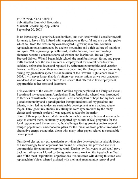Financial need essay example